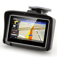 4.3inch NEW motorcycle GPS
